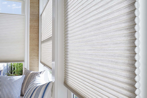 Honey Comb Blinds Rotorua, Bay of Plenty - Colour Concepts Interior Designs